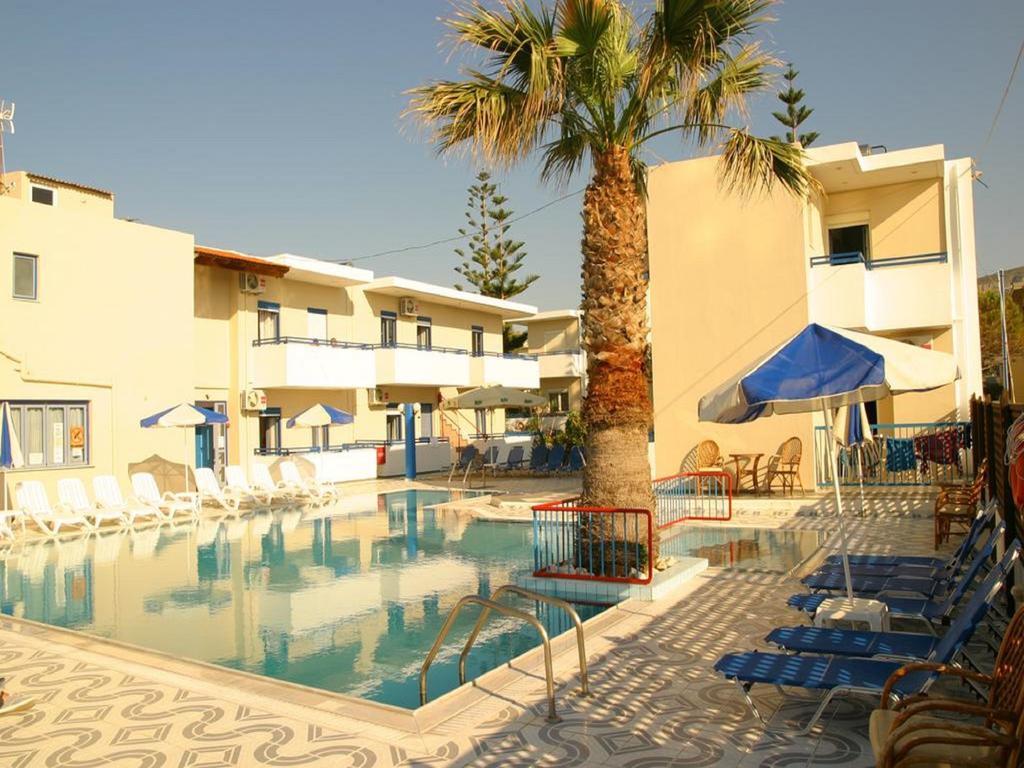 Villa Marie Kelly Apartments – Gouves, Crete (Heraklion Area)