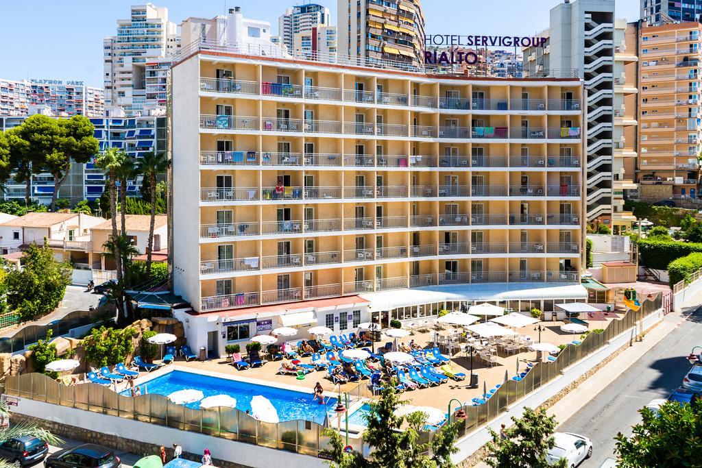 Hotel Servigroup Rialto with FREE Transfers- BENIDORM